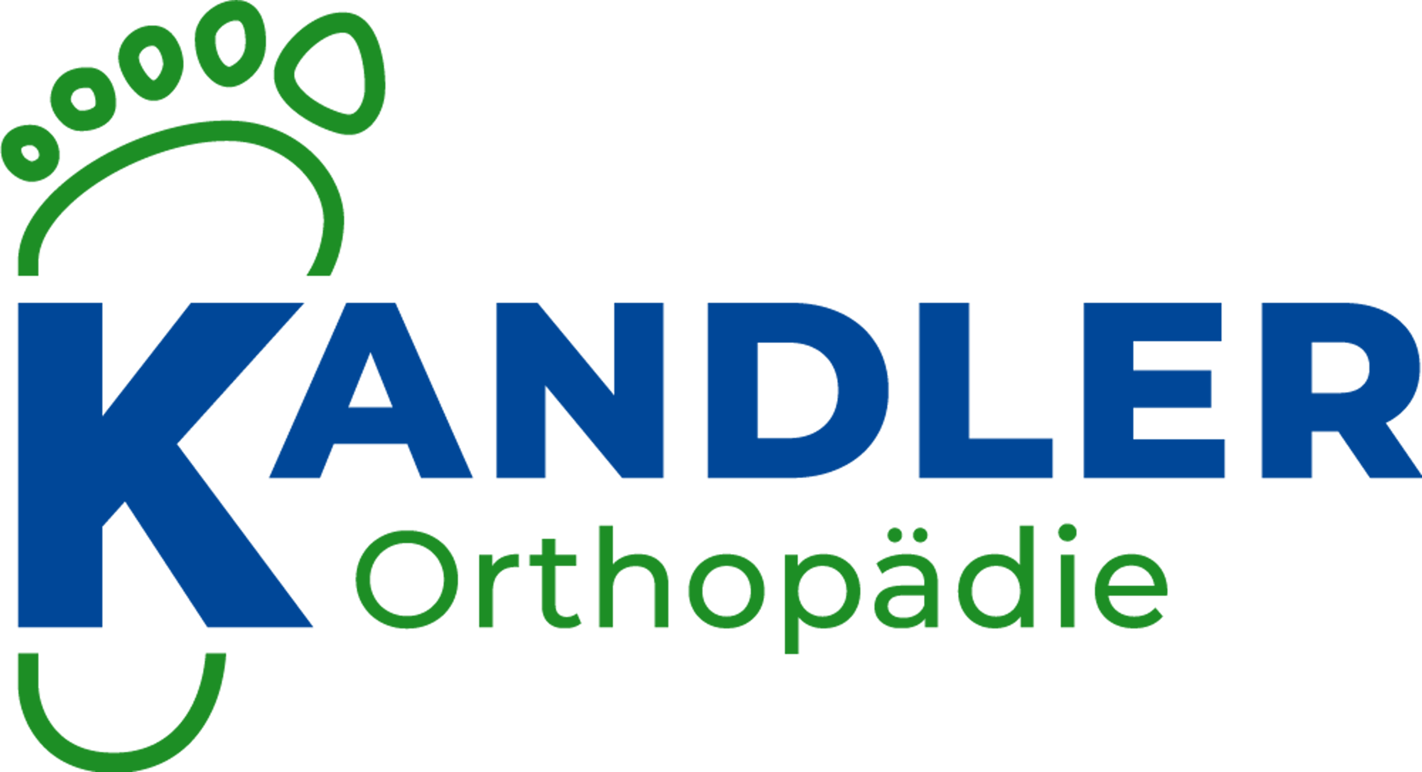 Kandler Orthopädie Logo