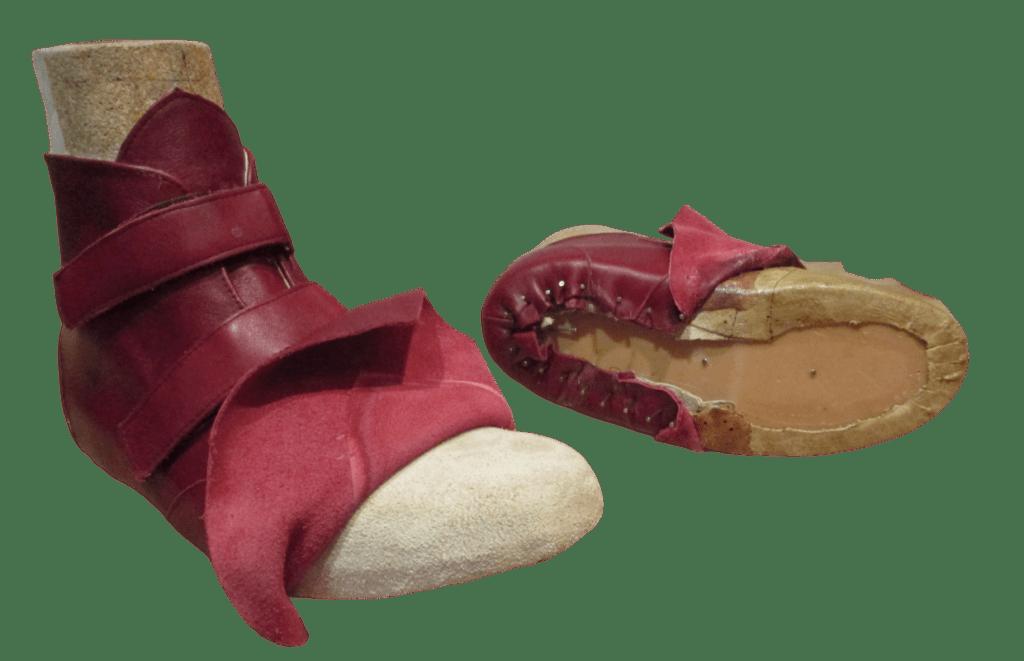 Schuhzurichtung - gesunde Mobilität